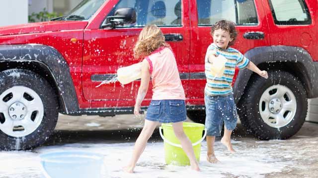 洗車は査定時のアピールポイントになるの?