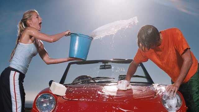 買取査定における洗車のメリットは?